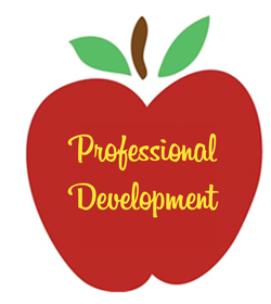 Professional Development red apple picture